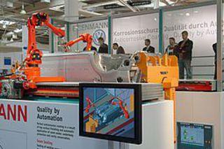 BME-Einkäufertag auf weltgrößter Industriemesse