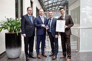 Phoenix Contact gewinnt BME-Preis für elektronische Beschaffung