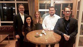 BME-Region Heilbronn-Hohenlohe: Neuer Vorstand gewählt