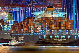 Welthandel erholt sich etwas